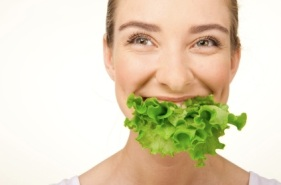 salad mouth